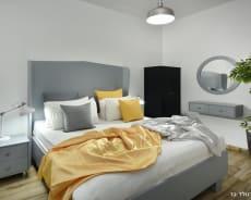מבט נוסף לחדר השינה של וילה אקווה בוטיק - וילה AQUA בוטיק