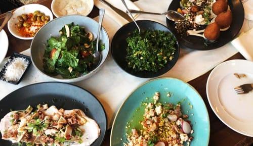 מסעדת שף אלמרסא עכו העתיקה