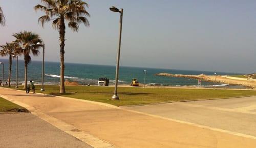 טיילת תל אביב-יפו