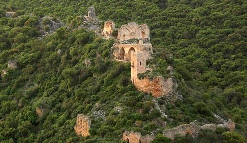 טיול למבצר המונפורט