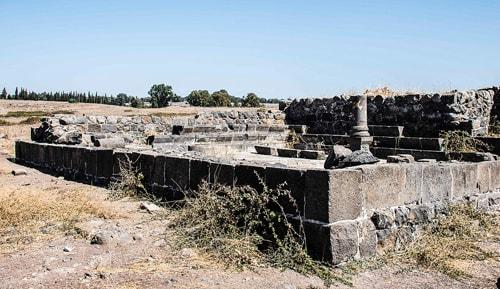 בית הכנסת העתיק בעין נשוט